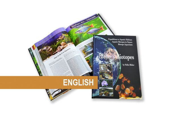 Bleher's Biotopes, English Edition