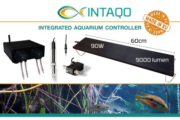 INTAQO with 60cm LED lamp