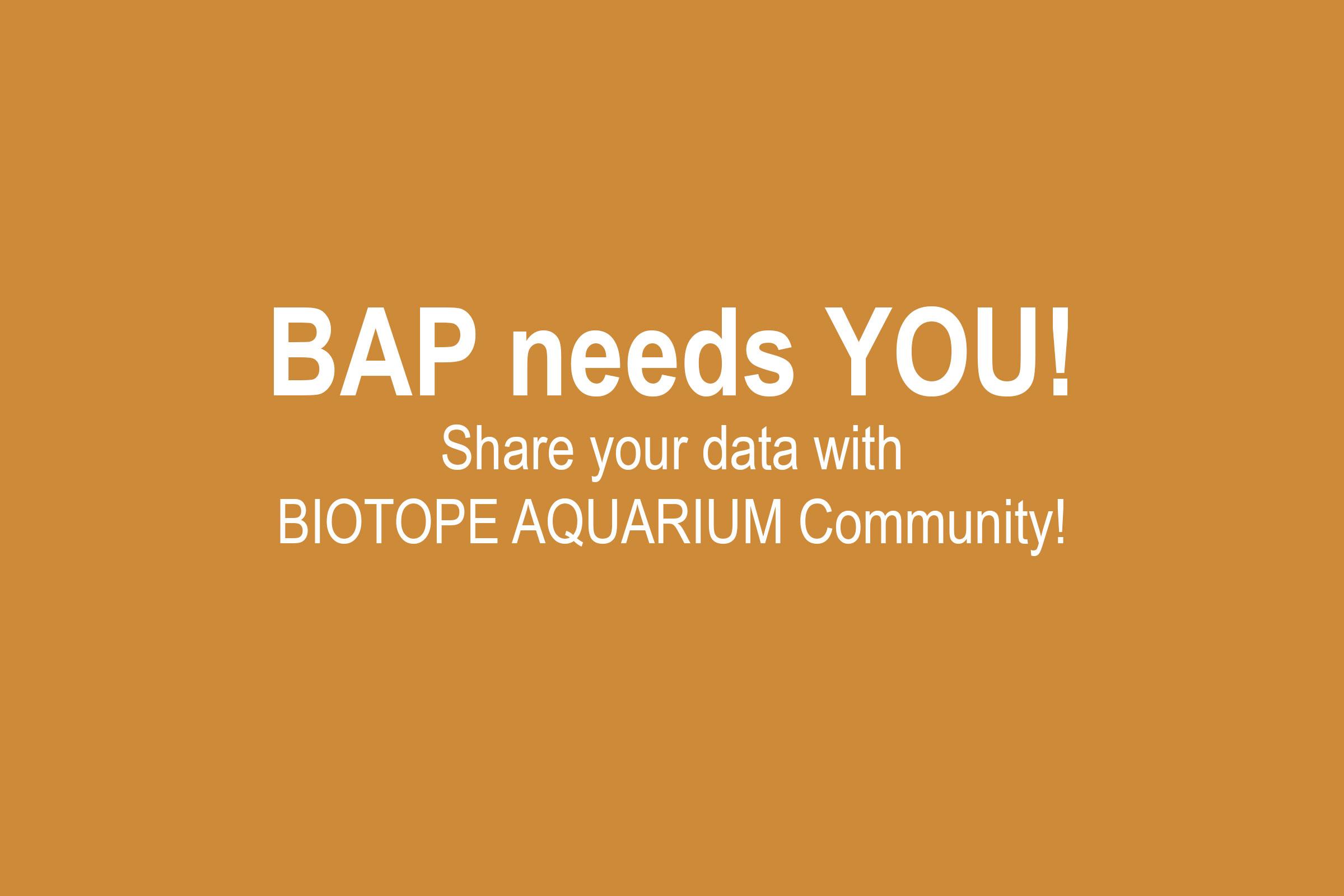 Contribute to BAP Community!