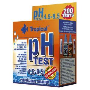 Tropical Test pH 4.5-9.5
