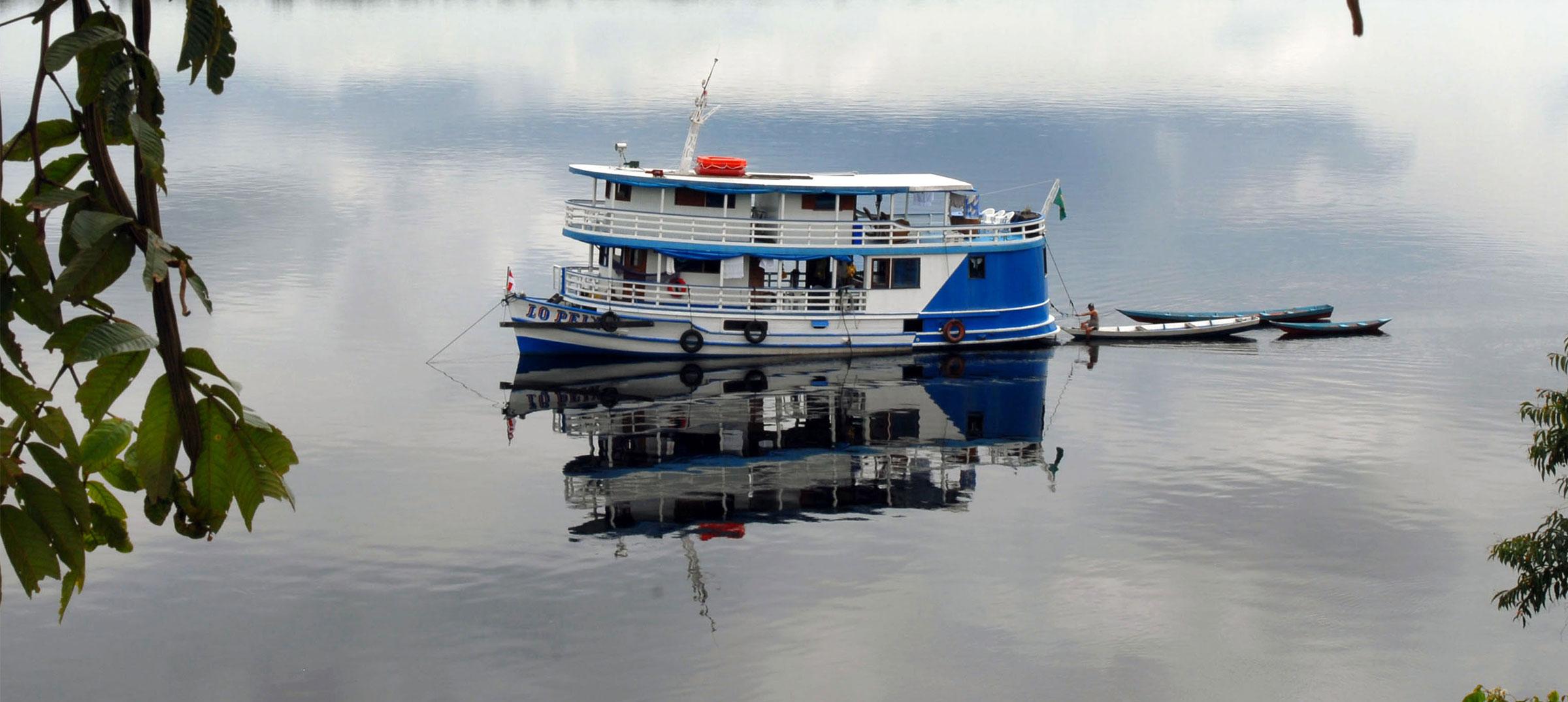 Lago Jari, Brazil. ©BAP, photo N. Khardina