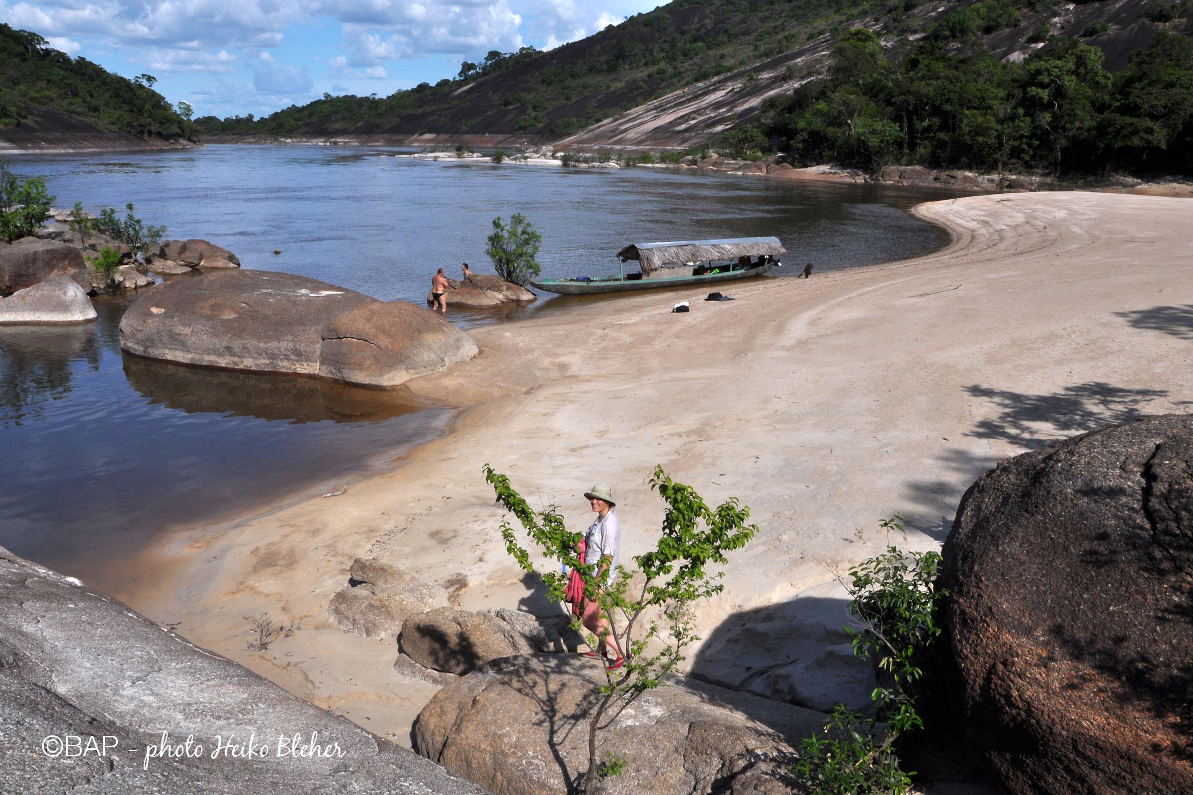 El Remanso, Rio Inirida. ©BAP, photo N. Khardina