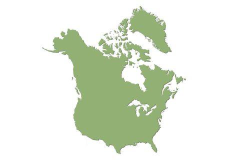 BAC: Northern America.