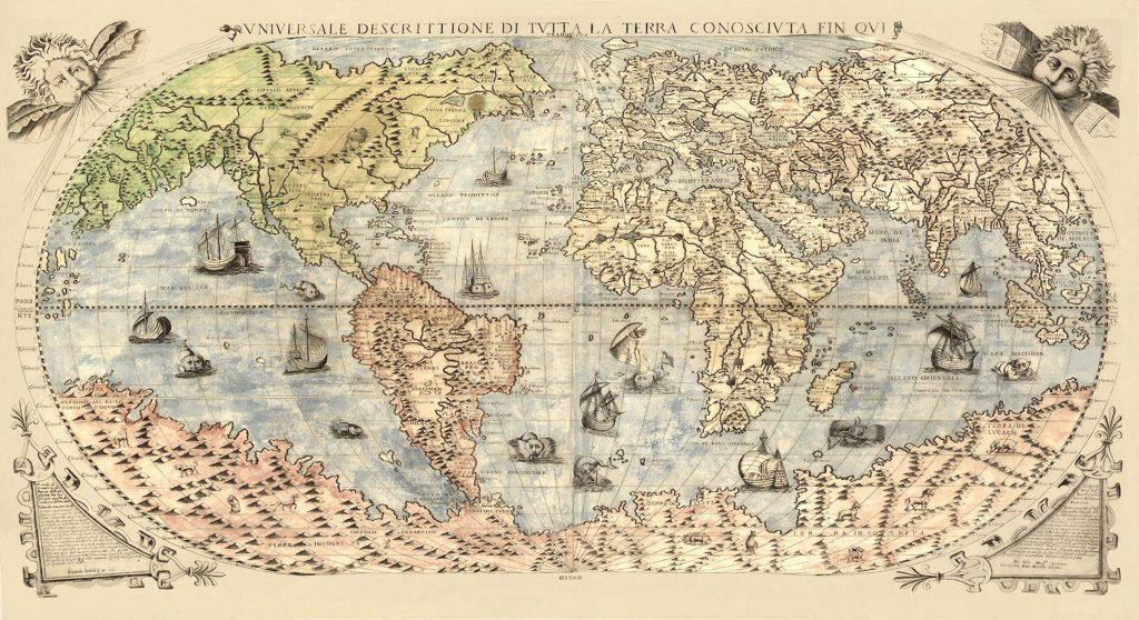 BIOTOPE AQUARIUM Contest. World map.