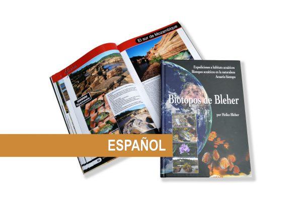 Biotopos de Bleher, Español