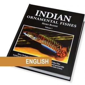 Indian Ornamental Fishes, Volume 1, English