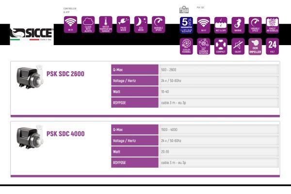 Sicce Syncra-SDC 7.0-9.0