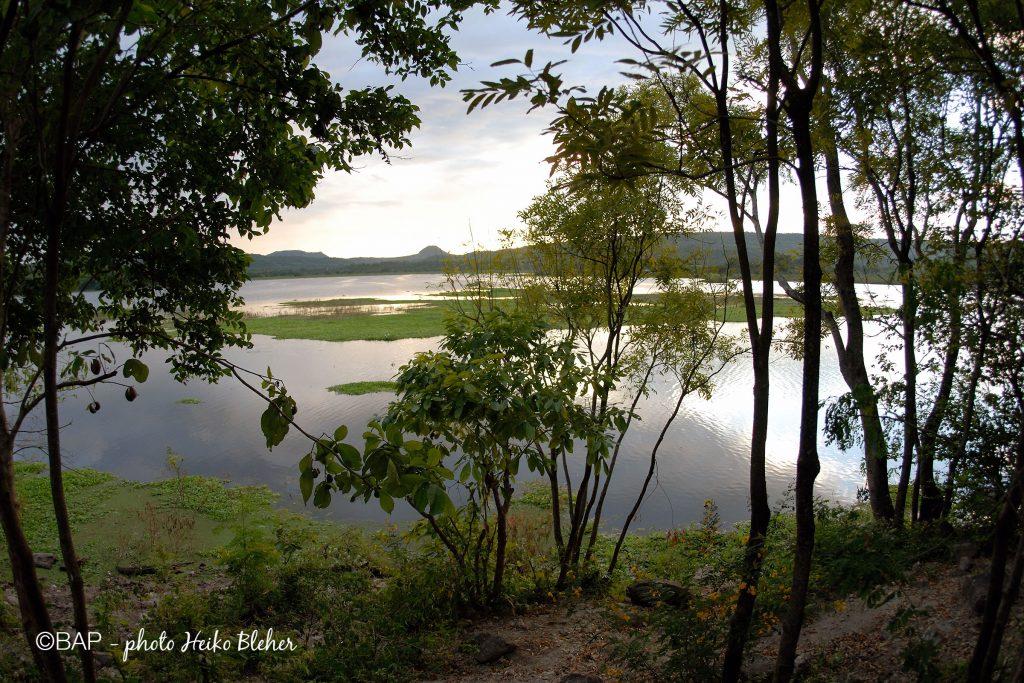 BIN, Laguna de Moyua, Nicaragua. ©BAP, photo H. Bleher