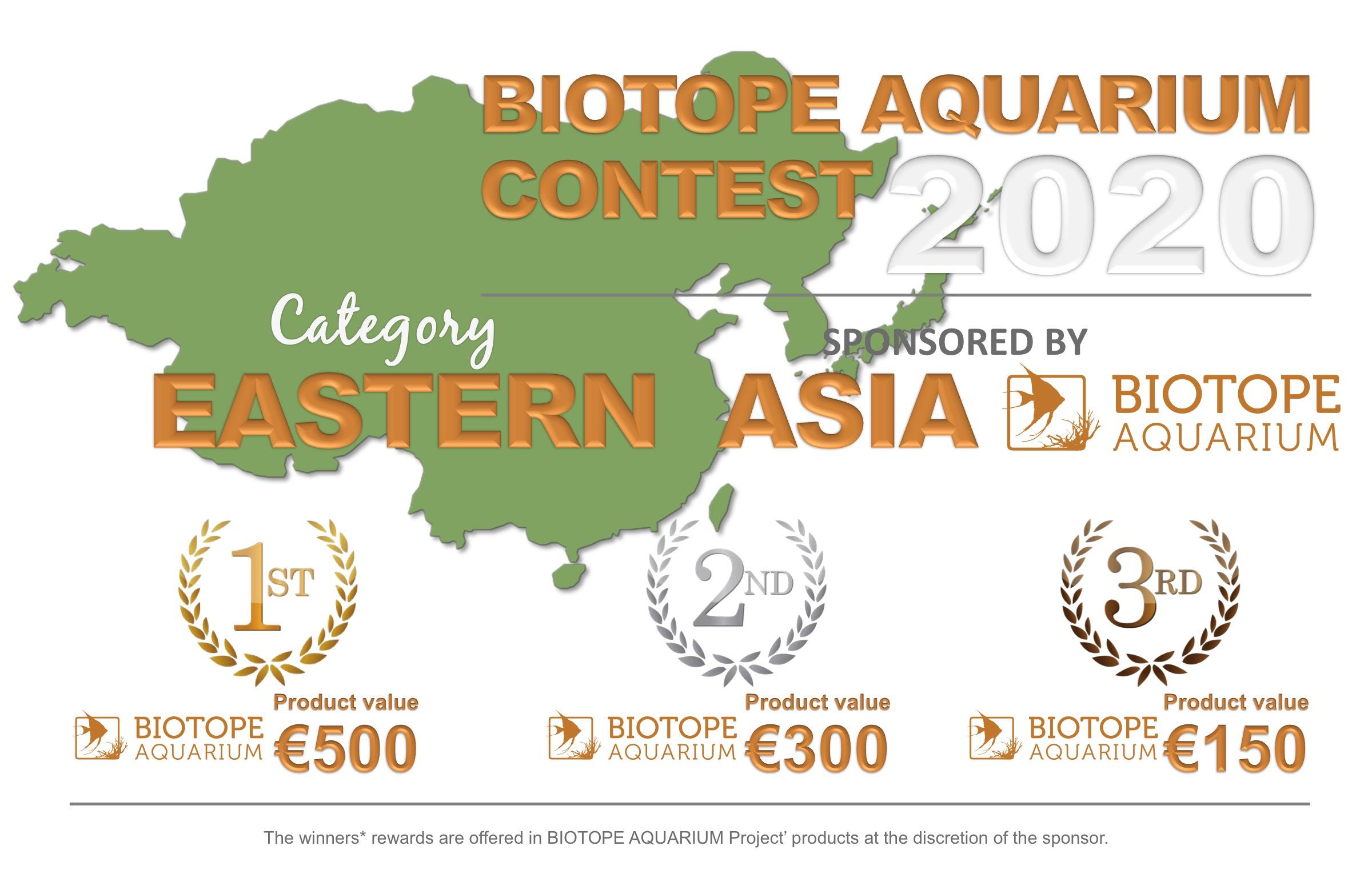 BAC2020 Rewards – EASTERN ASIA