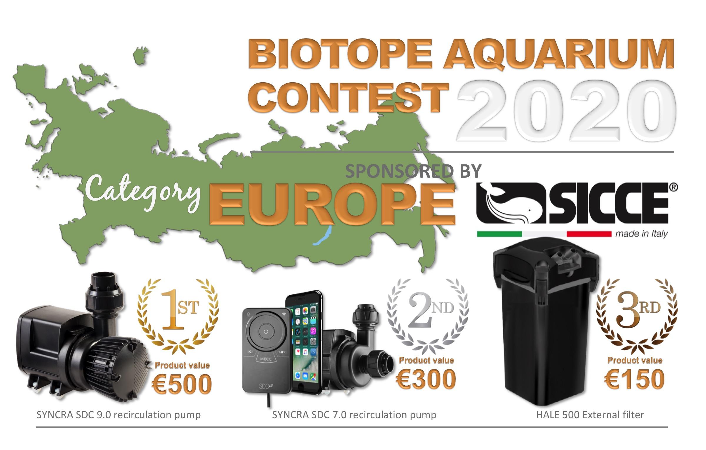 BAC2020 Rewards – EUROPE