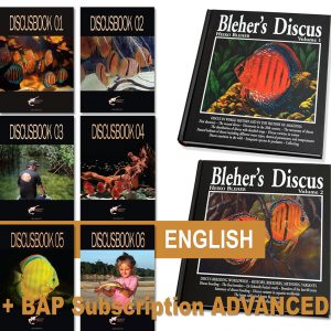 Special offer: DiscusBook 01-06 and Bleher's Discus 1-2