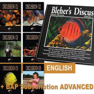Special offer: DiscusBook 01-06 and Bleher's Discus, Volume 1