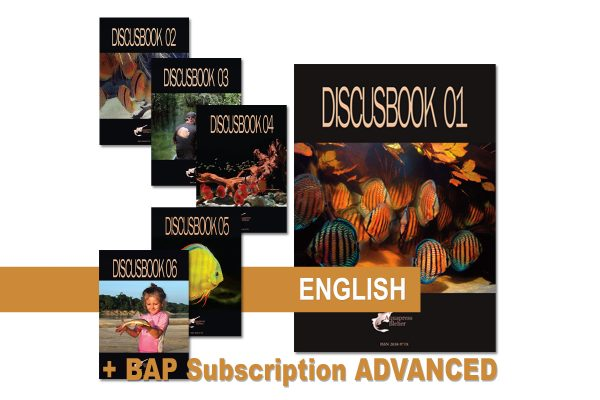Special offer: DiscusBook 01-06