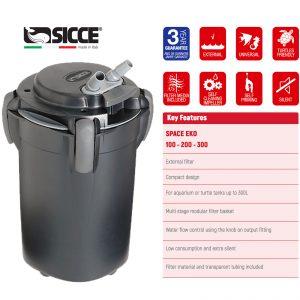 SICCE Space EKO 100