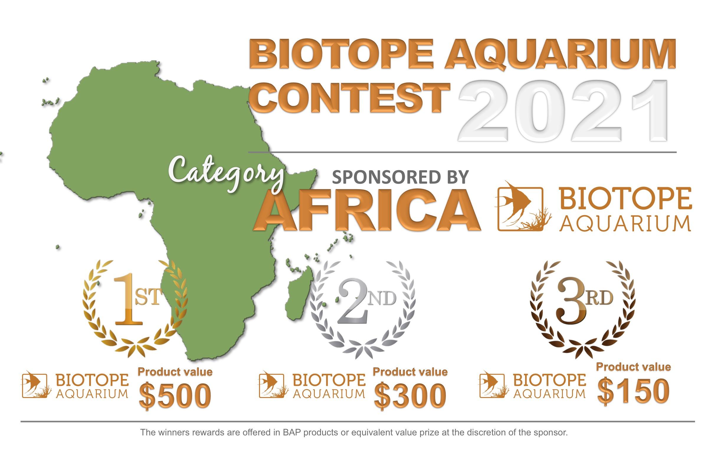 BAC2020 Rewards – AFRICA